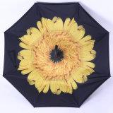 Inverted Umbrella, Anti-UV Reverse Umbrella for Car Rain Outdoor Use, Advertising Golf Outdoor Umbrella