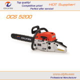 51.2cc Gasoline 2.1kw 2-Stroke Professional Chain Saw with Ce Certification