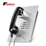 Analog Telephone Waterproof Knzd-07 Koontech Embedded Public Telephone