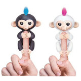 Happy Interactive Baby Monkey Toy with Bonus Stand Happy Monkey for Factory Direct