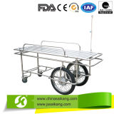 Ce Factory Cheap Metal Hospital Patient Trolley