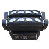 8*10W Full Color LED Spider Beam Moving Head Light for KTV Club Stage Lighting
