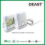 Digital Wireless BBQ Kitchen Thermometer with Sensor Ot3326bf1