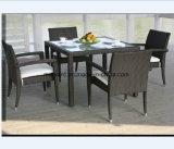 Outdoor Rattan Garden Furniture Dining Set