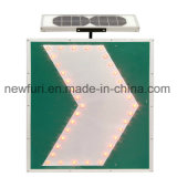 Solar LED Direction Arrow Traffic Sign