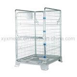 Euro Pallet Size Heavy Duty Steel Storage Parcel Cage