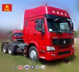 HOWO Brand 336HP Tractor Truck with 6X2 Driving Type