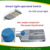 80W LED Street Light with Full Automatic Light-Control Switch