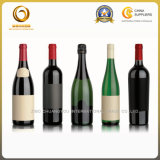 Hot Sales Red Wine Bottle with Cork Stopper (1249)