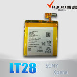 AAA 1000mAh Good Quality Cell Phone Battery for Sony Lt28