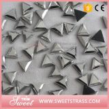 Non Sew on Three-Connered Hotfix Stone