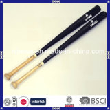 All Sizes Clear Painting or Colorful Painting OEM Logo Wood Baseball Bat