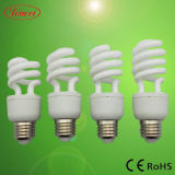 Half Spiral Shaped Energy Saving Lamp (LWHS009)