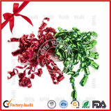 Metallic Curly Ribbon Bow for Gift Packaging Accessories