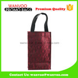 Red Fashion Wine Gift Packing Bag