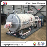 Horizontal and Industrial Usage Oil Fired Thermal Hot Oil Boiler Heater