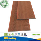 Wood Plastic Composite WPC Wall Cladding with Wood Grain