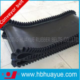 Heat Resistant Ep Fabric Canvas Corrguated Sidewall Rubber Belt