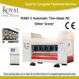 Pre-Score Type Automatic Thin-Blade Nc Slitter Scorer Machine (MJBD-3)