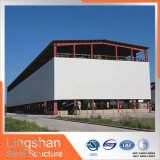 Cheap Prefabricated Steel Structure Warehouse South Africa (LS-SS-017)