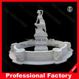 Stone Marble Carving Garden Water Fountain