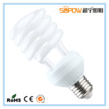 25W Half Spiral Energy Saving Lamp CFL Light T4 Compact