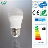 500lm 6W E27 P45 LED Lamp Bulb (CE RoHS)