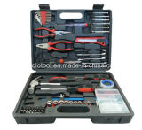 160PC Tool Set Box with Adjustable Wrenches