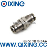 Pneumatic Connectors Fittings Brass/ Metal Pipe Joint Air Fitting