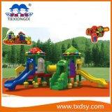 Children Colorful Happy Outdoor Fun City for Amusement Park