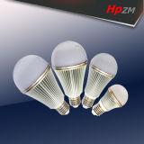 12W Aluminum E27 Base CE Certificated LED Bulb