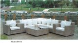 New Model Garden Furniture Europe Standard Elegent Durable Modern Rattan Sofa Set