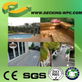 Anti-Slip WPC Decking Wood Plastic Composite