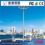 18m High Mast Light Pole with 200W LED Light