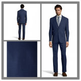 OEM Factory Price Customized Two Button Notch Lapel Men′s Slim Fit Business Suit
