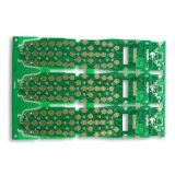 HDI Mobile Phone Multilayer PCB Immersion Gold