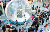 High Quality Inflatable Snow Globe for Commercial Use