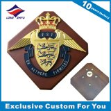 3D Alloy Award Wall Decorative Wooden Plaques