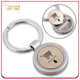 Personalized Soft Enamel Shopping Trolley Coin Holder Metal Keyring