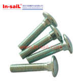 Stainless Steel Carriage Bolt with Hole