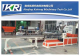 Twin Screw Hot Cutting Recycled PP PE Plastic Grinding Granulator Machine