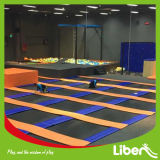 Indoor Free Jumping Bed with Platforms