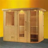 Monalisa Weight Loss Beauty Soild Wood Dry Sauna (M-6005)