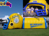 Commercial Grade Sport Helmet Inflatable Tent on Sale