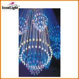 Modern Fiber Optic Pendant Lamp for Decoration
