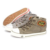 Kid′s fashion Canvas Shoes Sneaker Shoes with Lace-up