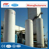 Vertical Cryogenic Tank Lo2 Ln2 Lar Stainless Steel Tank Liquid Storage Tank Vacuum Tank