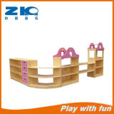 Factory Cheap Removable Nice Apprearace Kids Wooden Cabinet