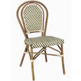 Aluminum Bamboo Looking Dining Chair (BC-08003)