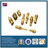 Brass CNC Machined Parts Electronic Components